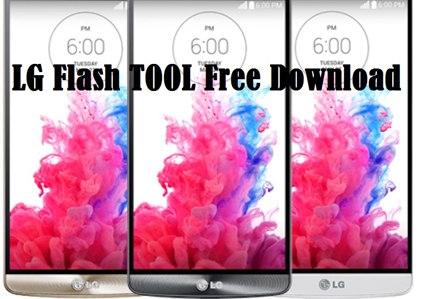 How to Install/Flash a KDZ Firmware on LG Phone Using LG